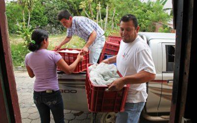 Aide aux petits producteurs au Salvador