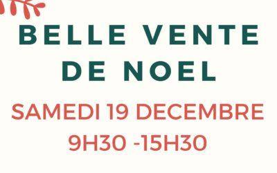 Belle Vente de Noël – Rennes