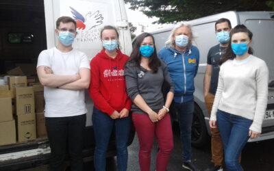 SAINT-MALO : les jeunes se mobilisent et donnent