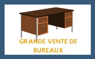 RENNES : Grande vente de bureaux
